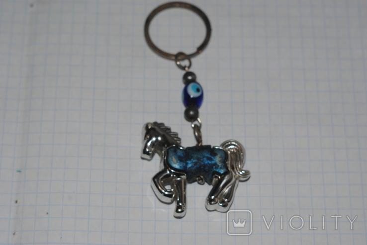 Брелок Лошадь, фото №2