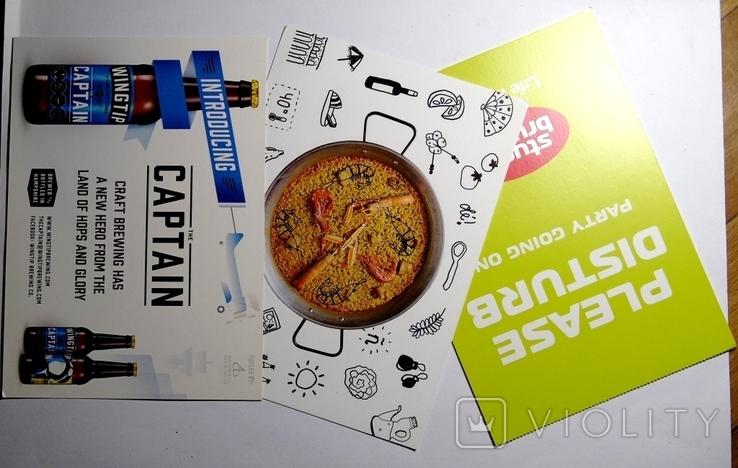 Набор открыток, фото №2
