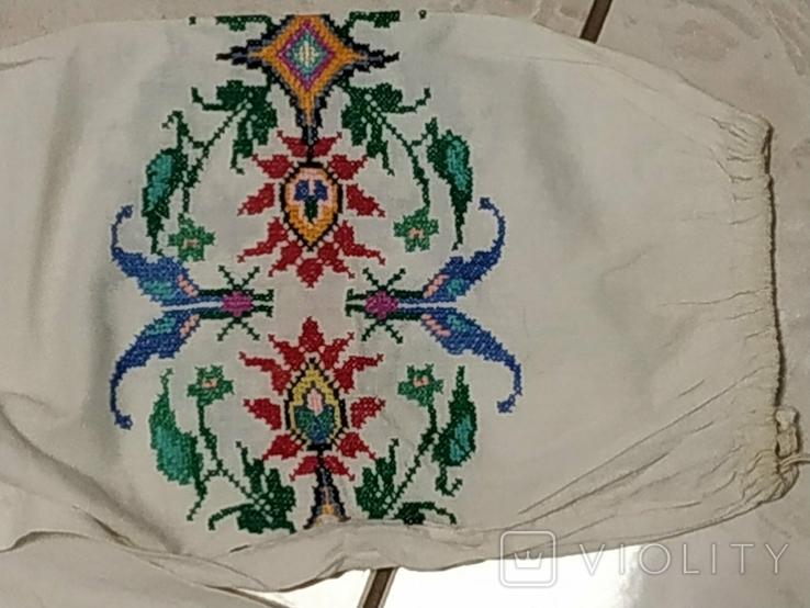 Старинная вышиванка, фото №11
