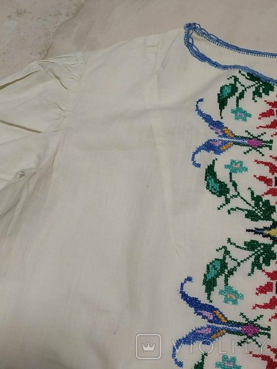 Старинная вышиванка, фото №12