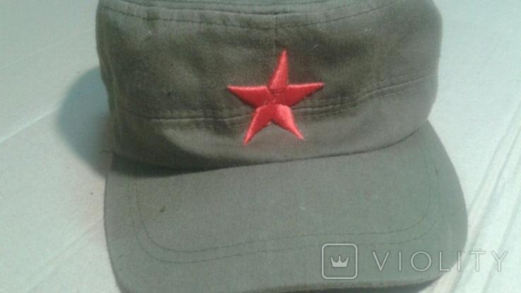 Кепі Китайська армія, фото №2