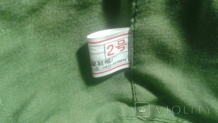 Кепі Китайська армія, фото №7