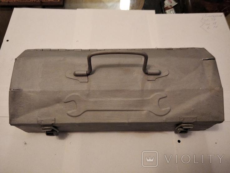 Ящик для инструмента СССР, фото №3