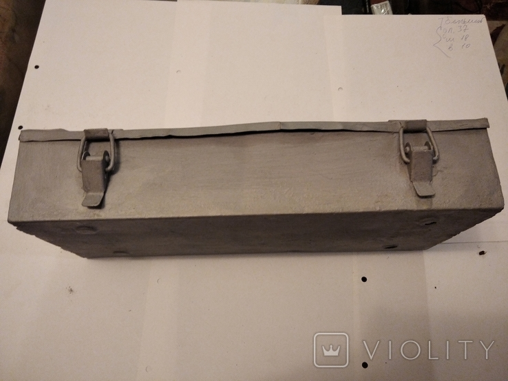 Ящик для инструмента СССР, фото №4