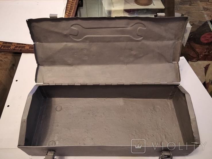 Ящик для инструмента СССР, фото №8