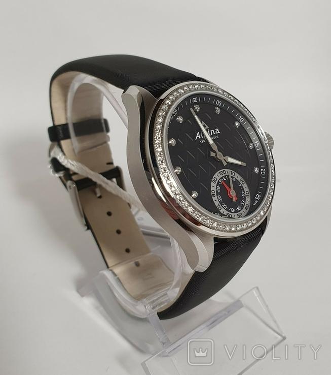 Новые Alpina Smartwatch AL-285BTD3CD6 с бриллиантами, фото №11