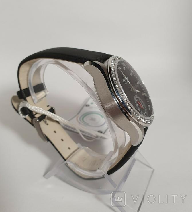 Новые Alpina Smartwatch AL-285BTD3CD6 с бриллиантами, фото №12