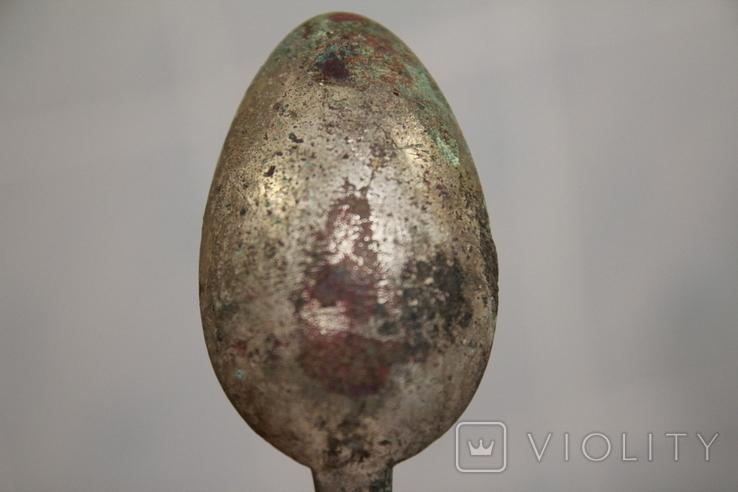Три ложки из не драгоценного металла . нюансы-по фото, фото №7