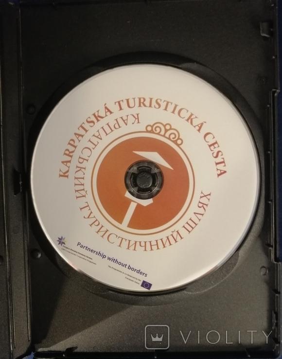 """CD Диск """"Таємниці та загадки Карпат"""", фото №3"""