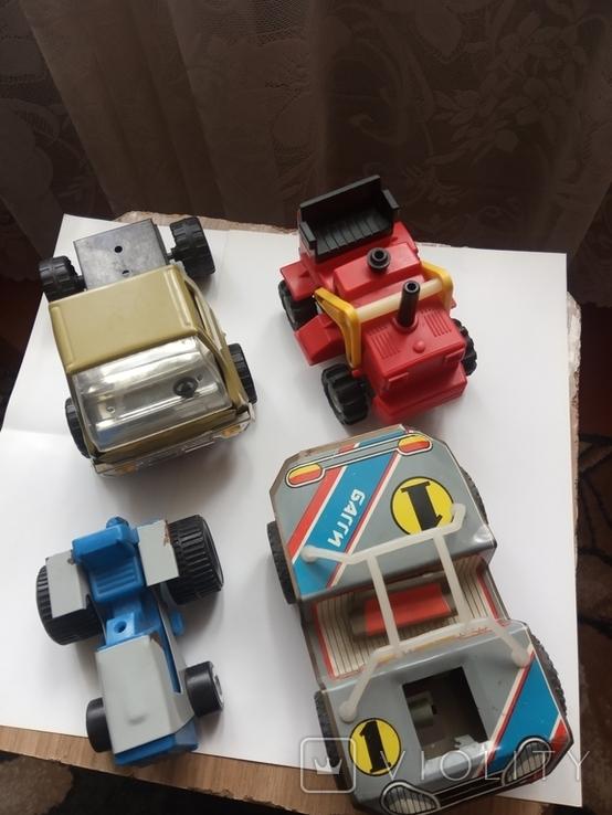 Машинки СССР (2) 4 штуки, фото №3