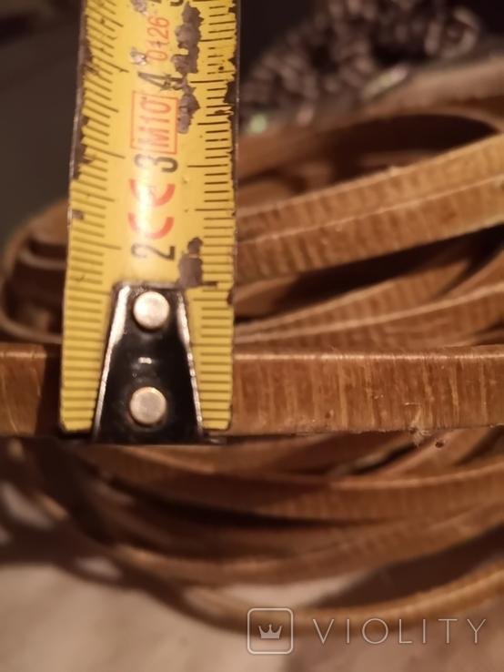 Проволка медная медь обмоточная для сварочного дросселя новая бухта, фото №7