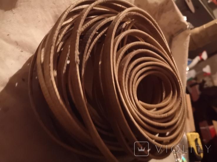 Проволка медная медь обмоточная для сварочного дросселя новая бухта, фото №12