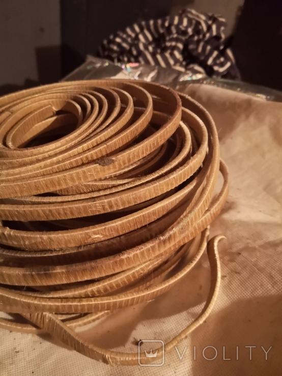 Проволка медная медь обмоточная для сварочного дросселя новая бухта, фото №13