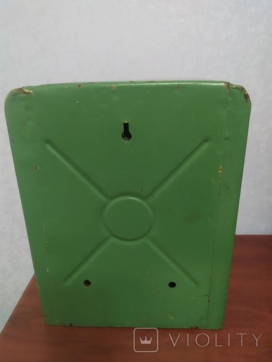 Почтовый ящик  СССР в комплекте, фото №8