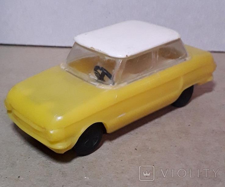 Машинка ЗАЗ-966 Запорожец СССР, фото №2