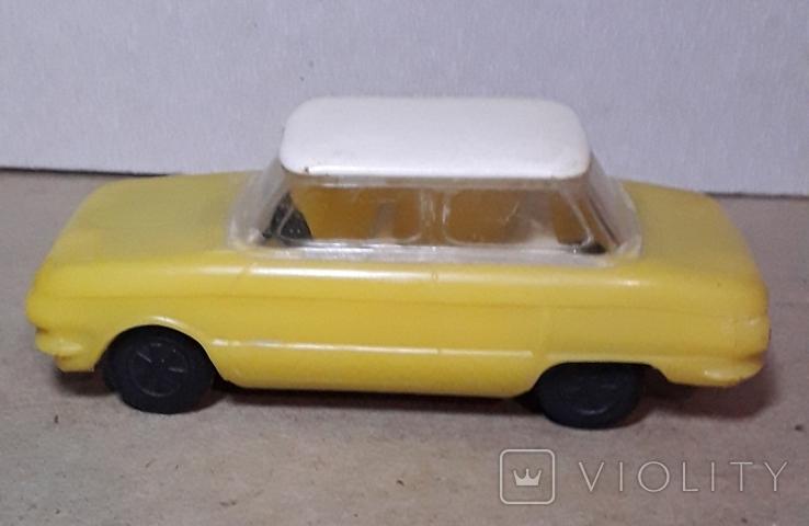 Машинка ЗАЗ-966 Запорожец СССР, фото №7