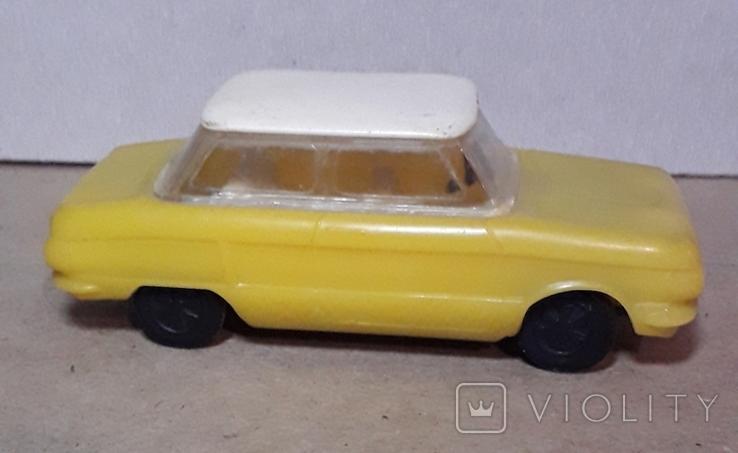 Машинка ЗАЗ-966 Запорожец СССР, фото №8