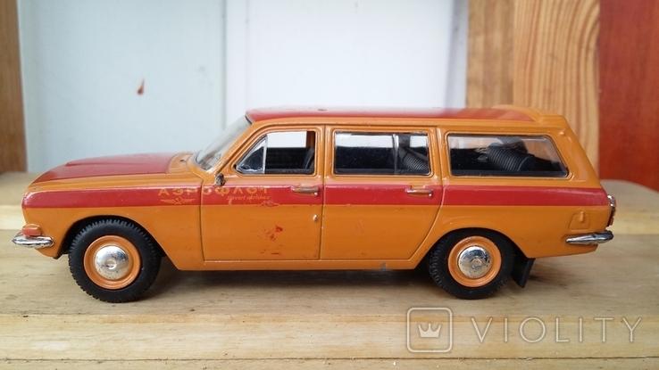 ГАЗ-24-02., фото №2
