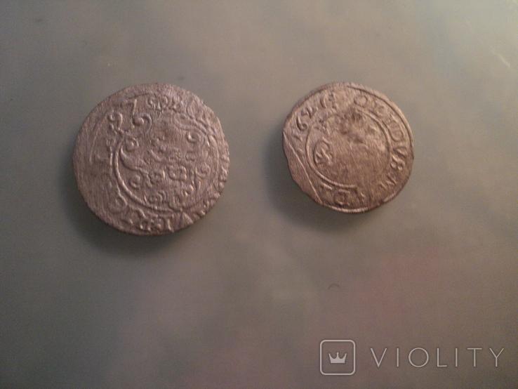 Солиды 1627 ,1597 гг., фото №4