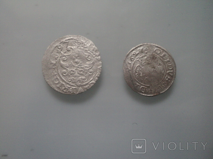 Солиды 1627 ,1597 гг., фото №5