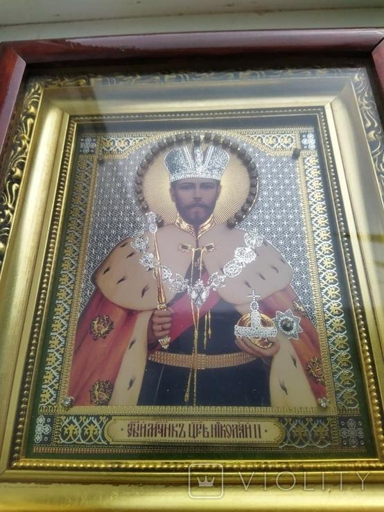 Икона царя николая 2, фото №4