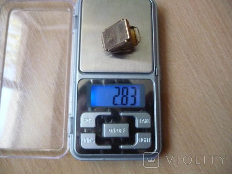 Часы женские золотые ANCRE-Швейцария 750 проба, фото №4