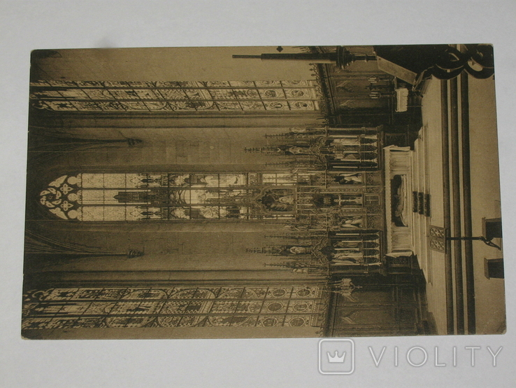 Открытка 1900-1920 годы. № 155, фото №3