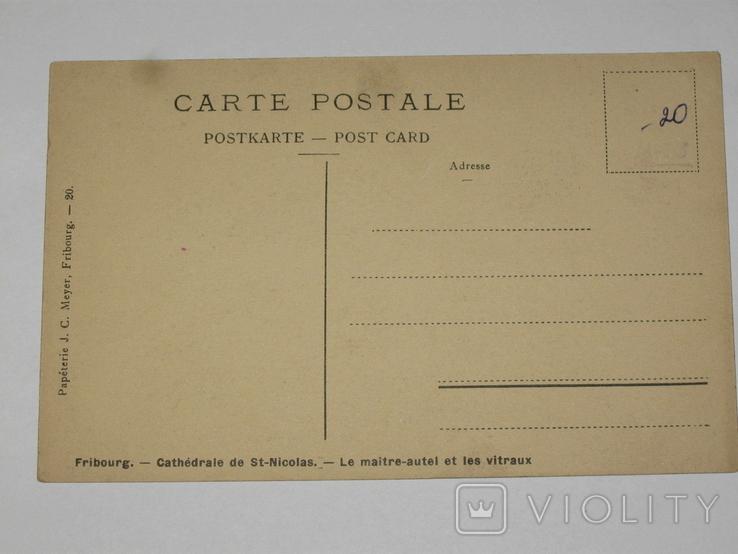 Открытка 1900-1920 годы. № 155, фото №4