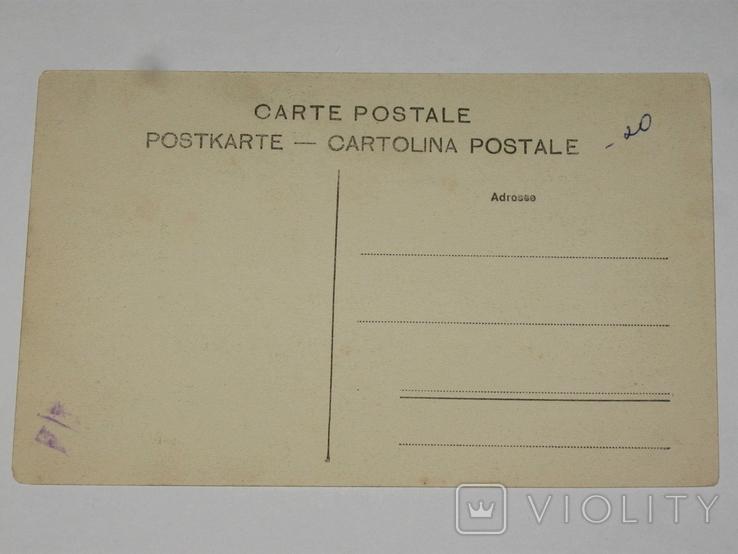 Открытка 1900-1920 годы. № 156, фото №4