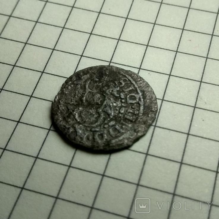 """Солід 1618 року ( дата """"18"""" ). Сіг. ІІІ Ваза. Рига., фото №2"""