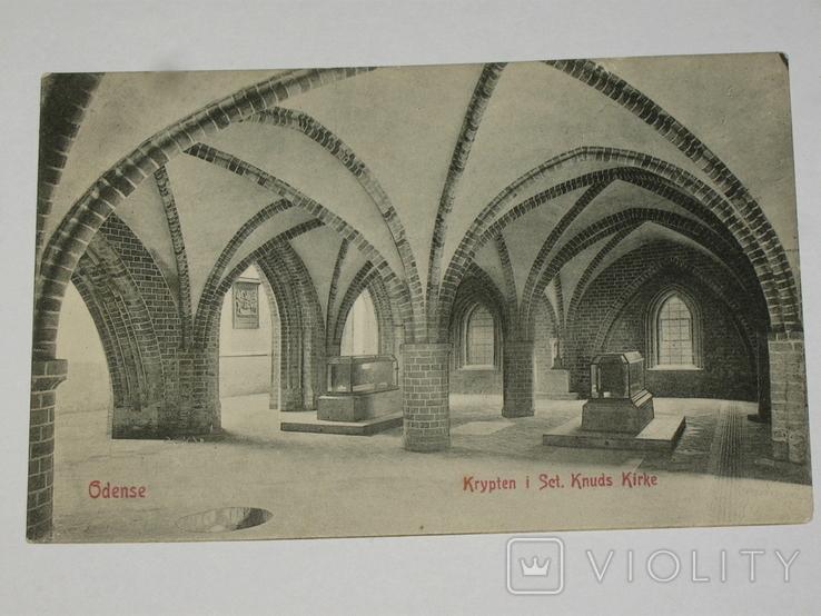 Открытка 1900-1920 годы. № 160, фото №2