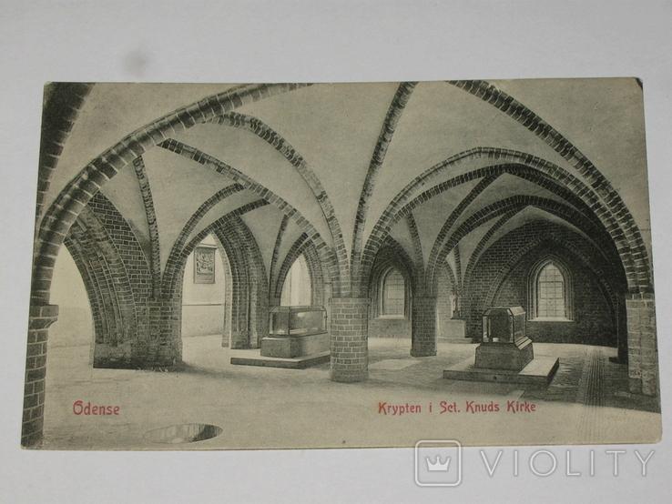 Открытка 1900-1920 годы. № 160, фото №3