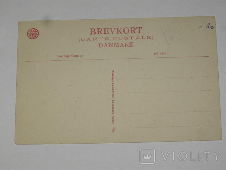 Открытка 1900-1920 годы. № 160, фото №4