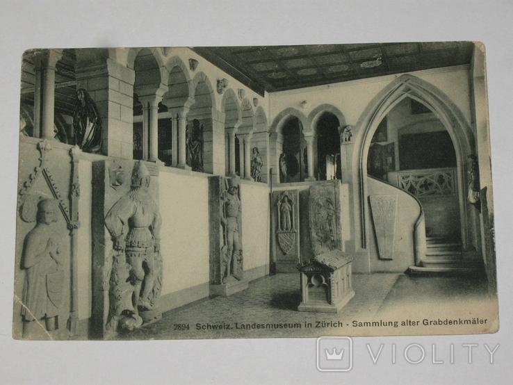Открытка 1900-1920 годы. № 162, фото №3