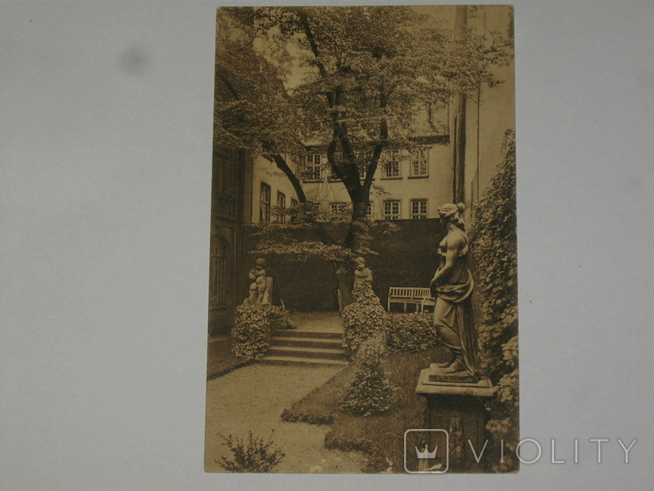 Открытка 1900-1920 годы. № 165, фото №2
