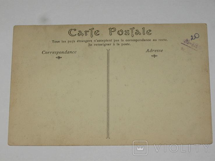 Открытка 1900-1920 годы. № 168, фото №4