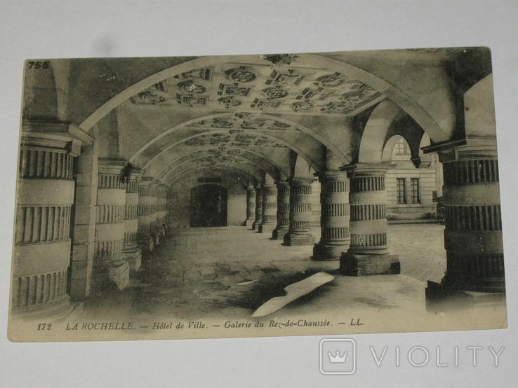 Открытка 1900-1920 годы. № 169, фото №3