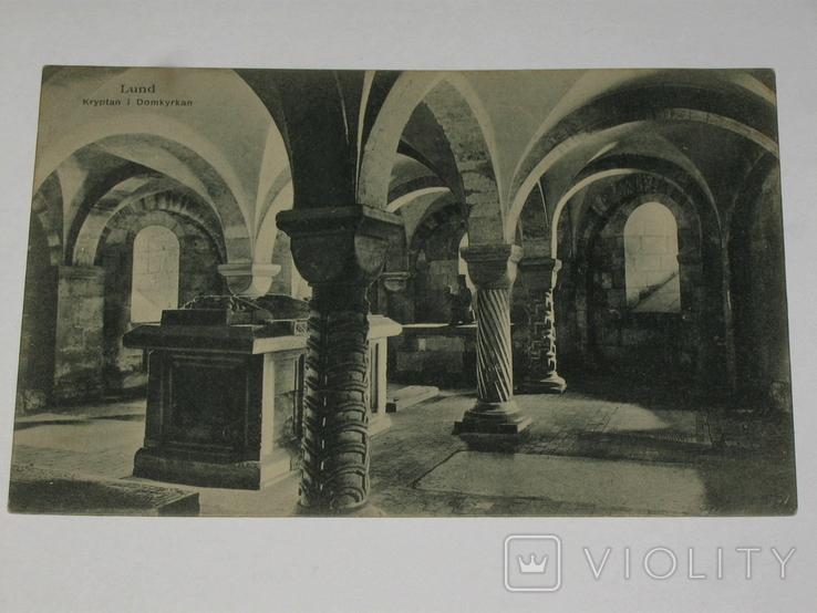 Открытка 1900-1920 годы. № 170, фото №2