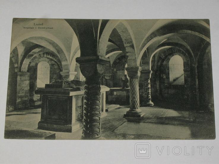 Открытка 1900-1920 годы. № 170, фото №3