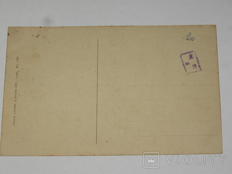 Открытка 1900-1920 годы. № 170, фото №4