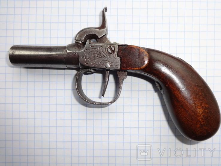 Пистолет жилетник