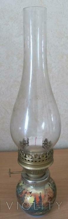 Керосиновая Лампа.Винтаж, фото №2
