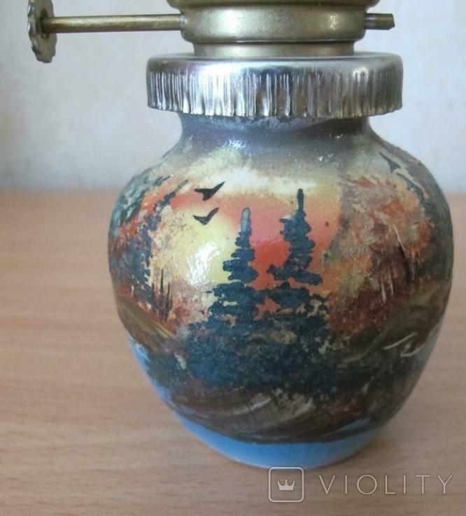 Керосиновая Лампа.Винтаж, фото №3