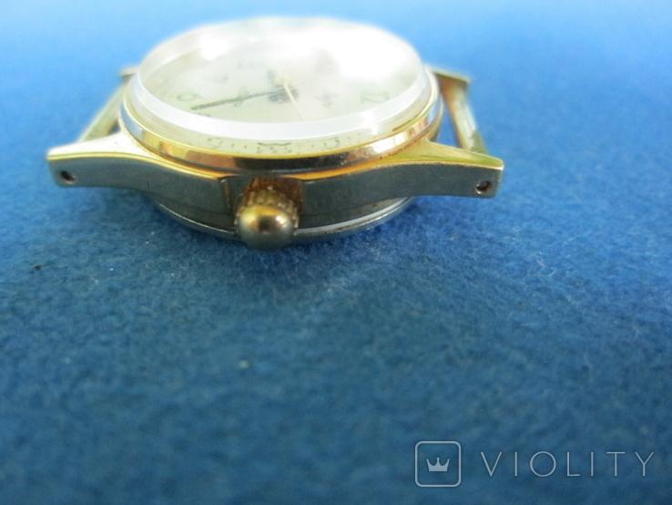 Часы Луч женские в позолоте., фото №4