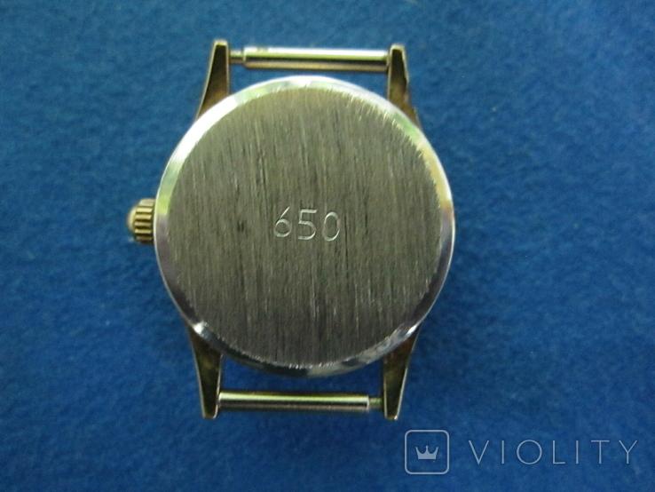 Часы Луч женские в позолоте., фото №7
