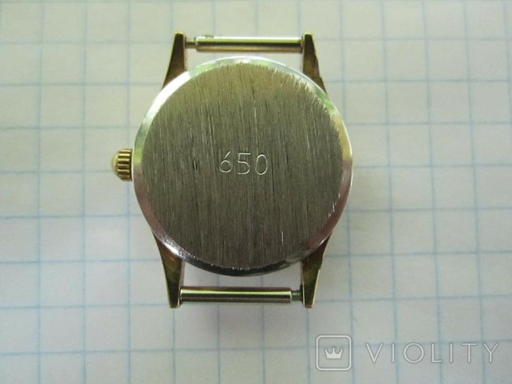 Часы Луч женские в позолоте., фото №9