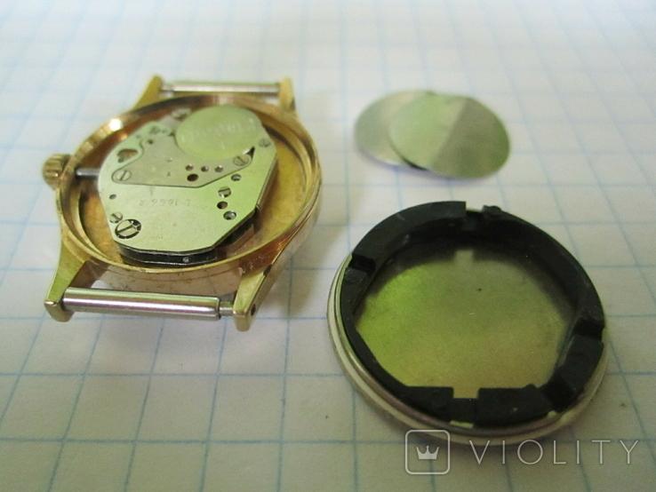 Часы Луч женские в позолоте., фото №11