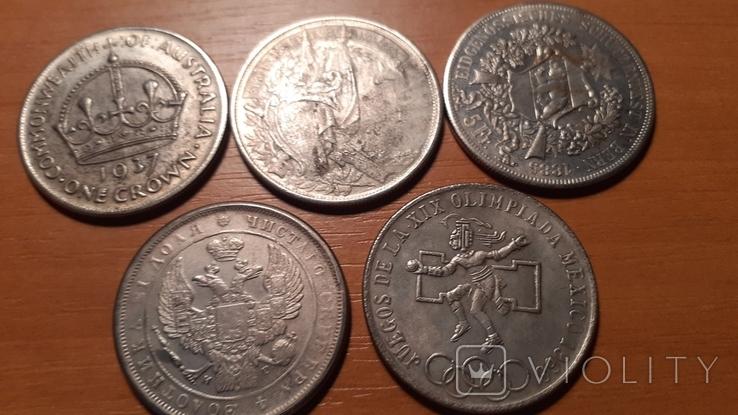 Копії монет, фото №2