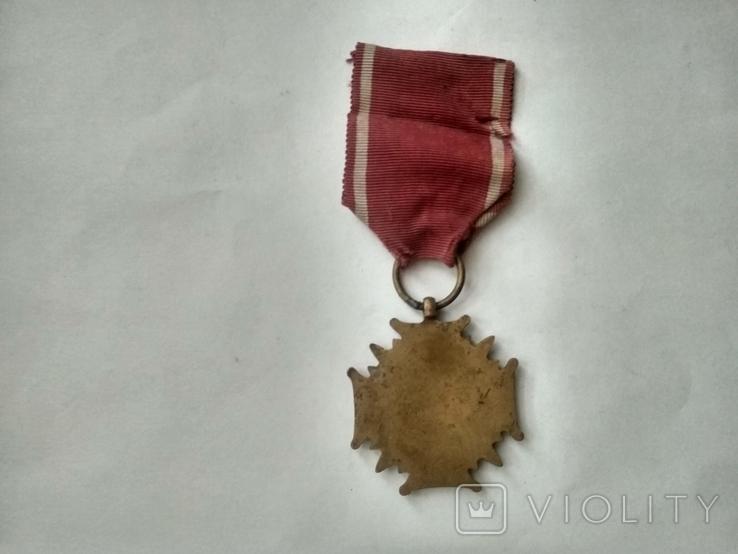 Польща.Крест за заслуги 3й степени, фото №4