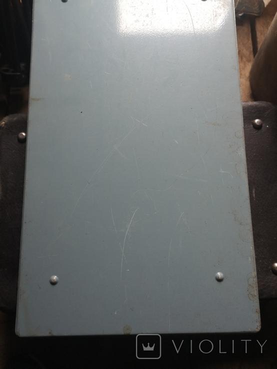 Портфель дипломат саквояж чемодан металлический алюминий для инструментов армейский, фото №13